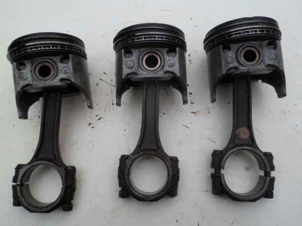 Silnik Mercruiser 2,5 L i 3,0 L. tłoki z korbą, części
