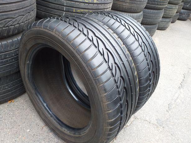 Пара 225/50 16 Dunlop SP SPORT 01. 16г.6+мм.