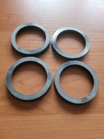 Sprzedam pierścienie centrujące 4sztuki 73.1/57.1