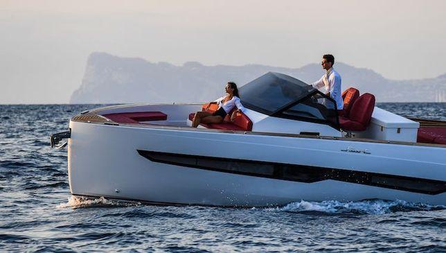 FIART |35| - jedyna w swoim rodzaju łódź rodzinna