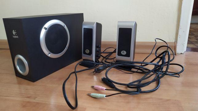 Głośniki komputerowe Logitech S200