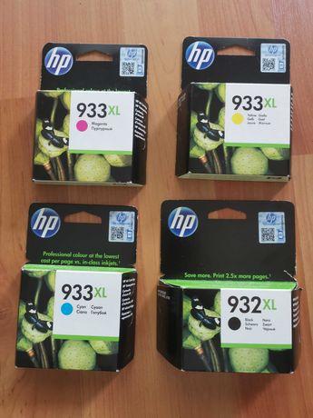 Tinteiros Originais HP 932XL e 933XL
