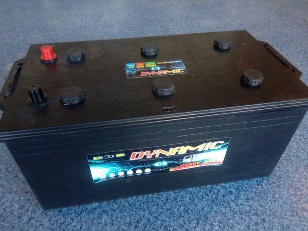 Akumulator DYNAMIC 225AH 1200A Brzeziny