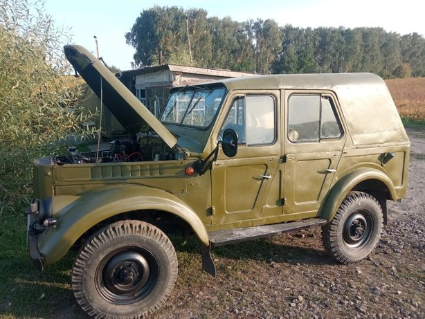 Автомобіль Газ69