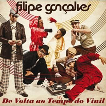 De Volta Ao Tempo Do Vinil-Filipe Gonçalves/Monspell - Sin Pecado