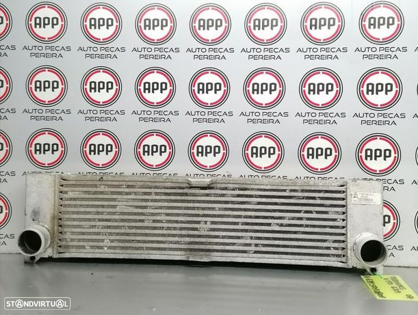 Radiador de intercooler Mercedes Vito W639 109 CDI