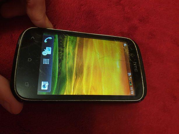 Телефон htc a320 desire c, beats audio рабочий старичок)
