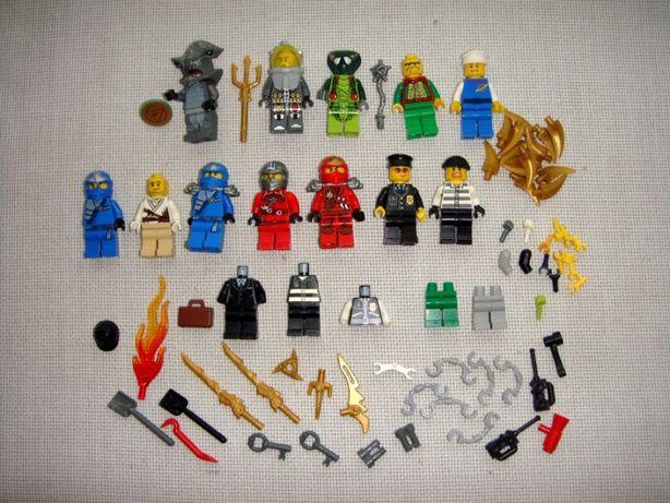Конструктор LEGO ОРИГИНАЛ Большой набор Фигурки ЛЕГО минифигурки
