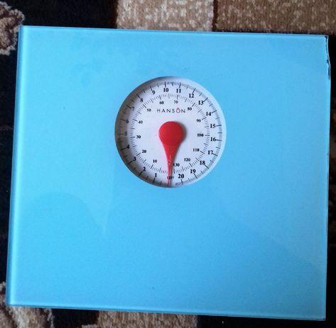 Весы механические напольные