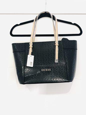 Piękna torebka  shopperka GUESS