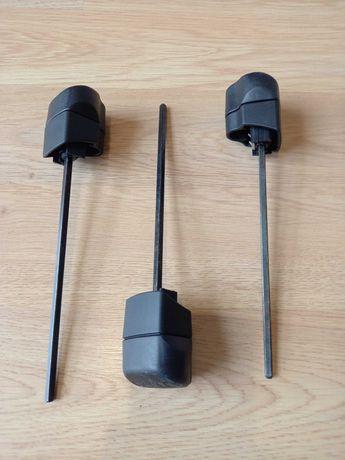 Componentes THULE para barras de tejadilho