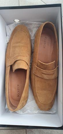 Buty skórzane Kazar