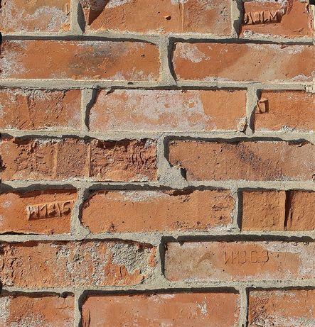 Cegła na ścianę rozbiórkowa