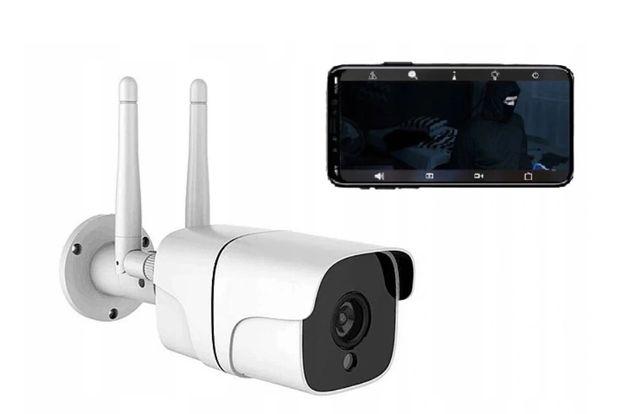 Zewnętrzna IP66 kamera IP WIFI p2p HD 1Mpx 720p