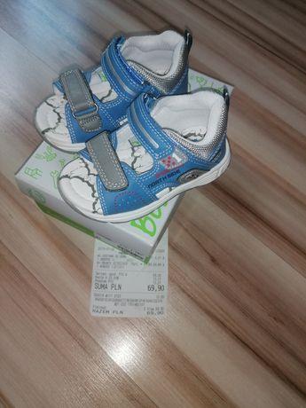 Sandałki nowe 13,5cm
