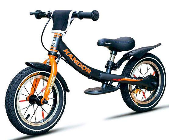 Беговел 2021 Кандор Ультра air. (orange) Велобег