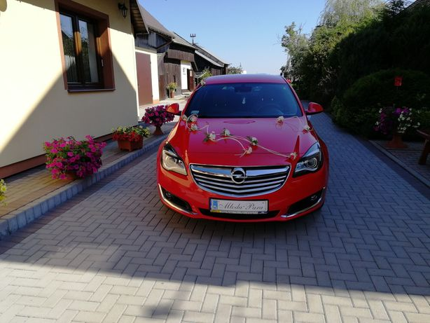 Opel Insignia salon Polska bogata wersja Xenon Led navi grzane siedzen