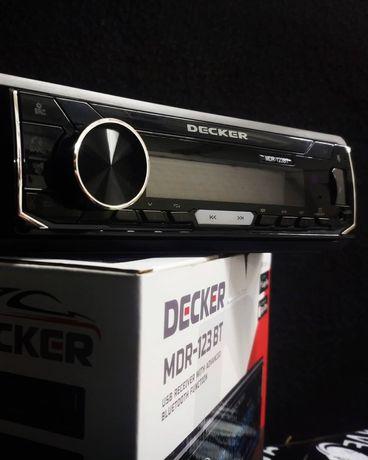 Магнітола Decker MDR 123BT магнитола