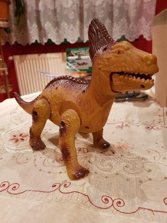 Zabawki Dinozaury ruchome
