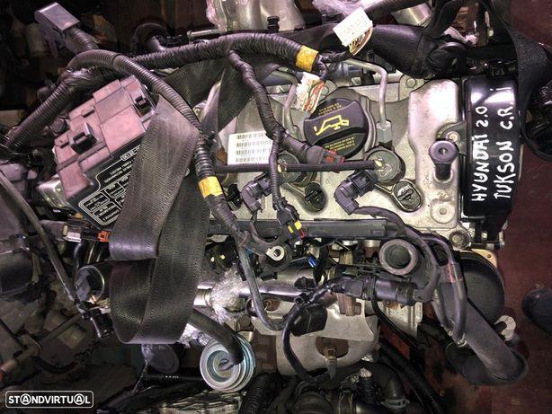Motor Hyundai Santa Fé - Tucson 2.0 CRDI