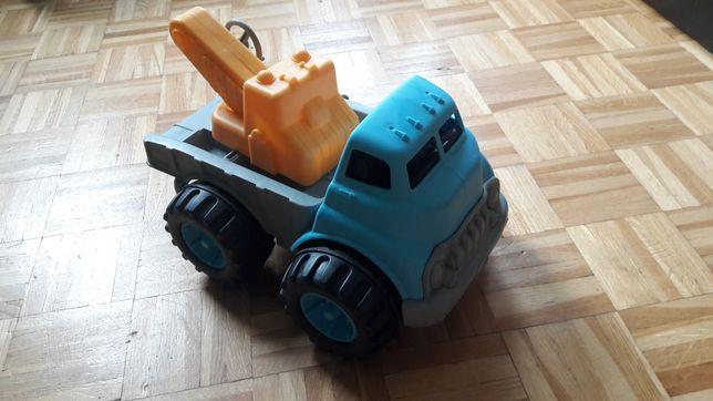 Samochód ciężarowy dźwig