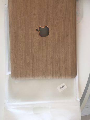 Wood case macbook 13 Pro drewniany