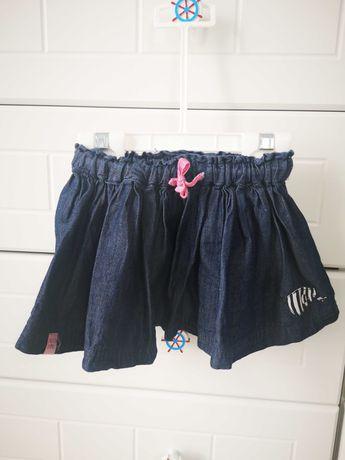Spódniczka jeansowa dziewczęca 5.10.15 r. 68