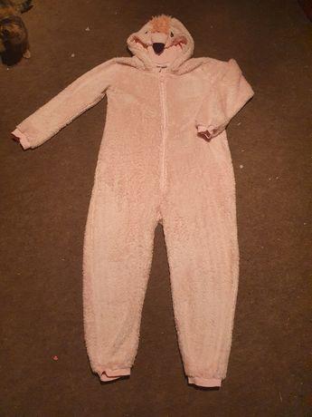 Piżama kigurumi flaming