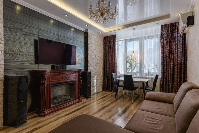 Продам 1к, 60м2, River Stone, Трускавецкая, Днепровская набережная 14.