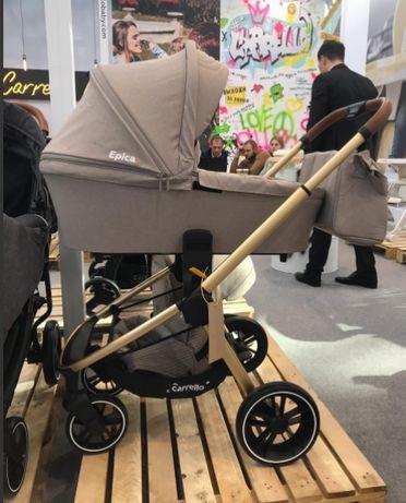 Универсальная коляска 2 в 1 CARRELLO Epica Карелло Эпика Доставка