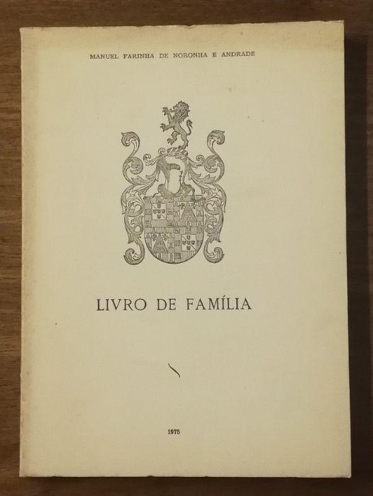 livro de família, manuel farinha de noronha e andrade, 1975 Estrela - imagem 1