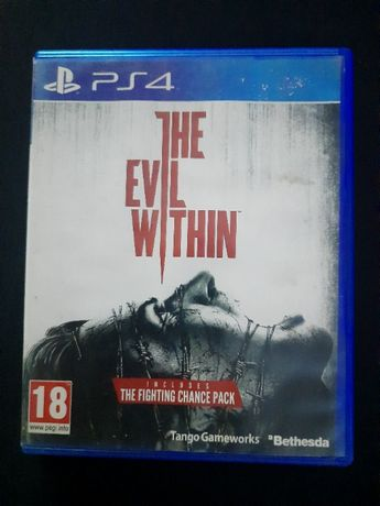 Gra horror na ps4 the evil within