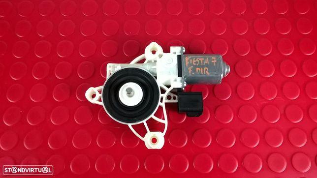 Motor Elevador Vidro Frente Direito - A75655-110 [Ford Fiesta VII]