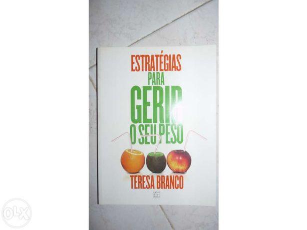 Livros sobre emagrecimento/ gestão do peso