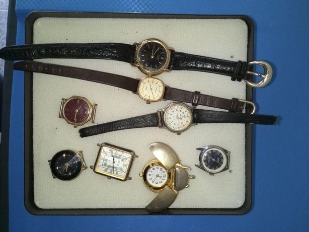 Lote relógios para peças
