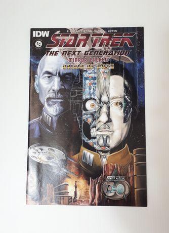 Comic Star Trek: The Next Generation - Exclusivo LootCrate