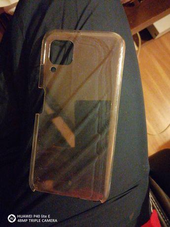 Capa  transparente e muito rija para Huawei p40 lite