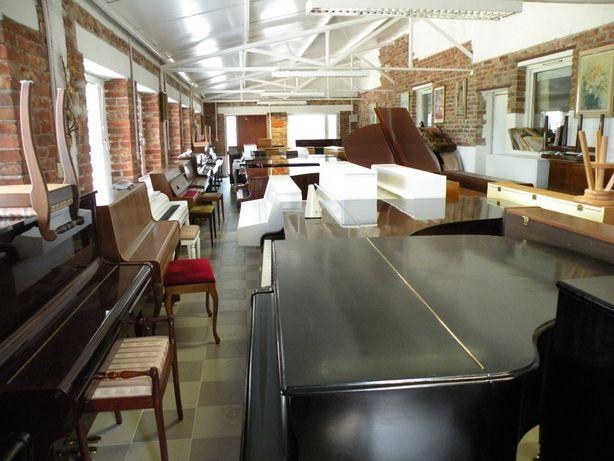 Najwiekszy wybór uzywanych pianin