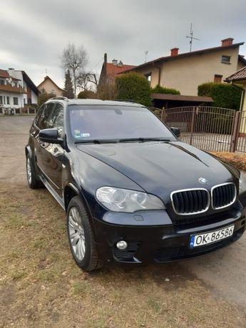 BMW X5, pakiet M, salon PL, I właściciel, serwis ASO