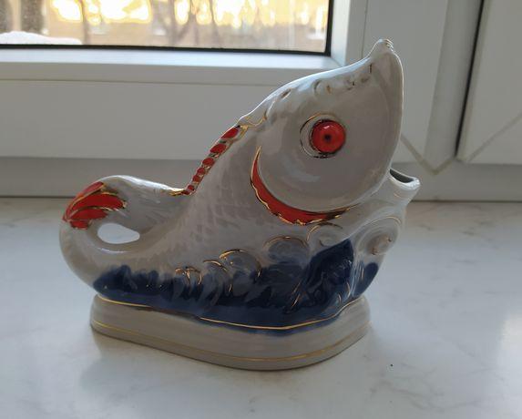 Статуэтка фарфоровая Рыбка