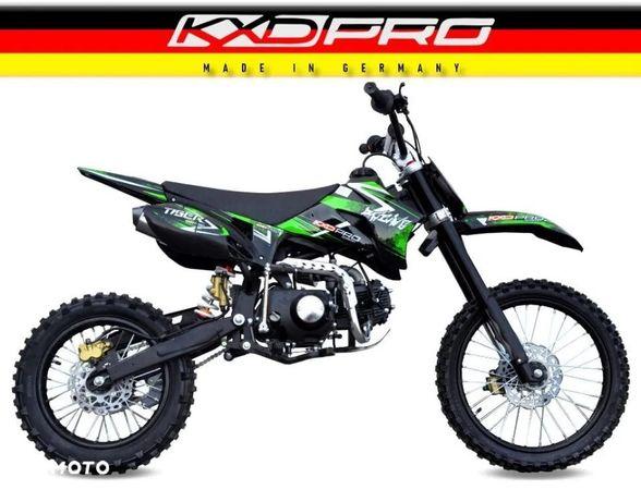 Kross 125 cc KXD 608 Tiger koła 17/14 Kraków - Szyce największy wybór