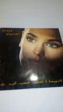 "Sinead O'Connor "" I do not want what i haven't got "" płyta winylowa"