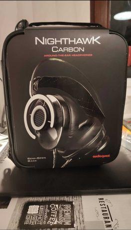 NOWE słuchawki Audioquest Nighthawk Carbon GWARANCJA 24 miesiące