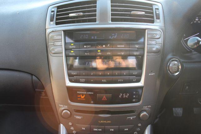 Panel Klimatyzacji Lexus IS 220 D 2007 r