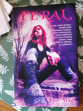 Feral Kate Wild książka