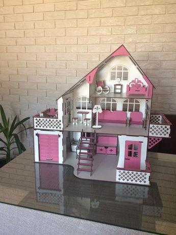 Кукольный домик для лол,дом для lol,ляльковий будиночок для ляльок