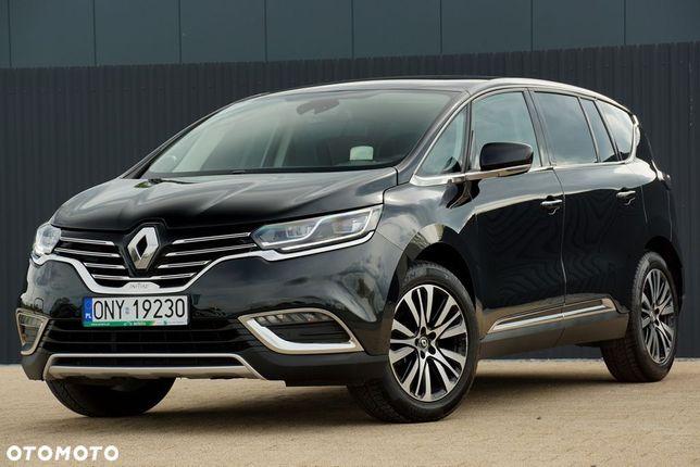 Renault Espace INITIALE PARIS bosse 4CONTROL asystenci Szyberdach...