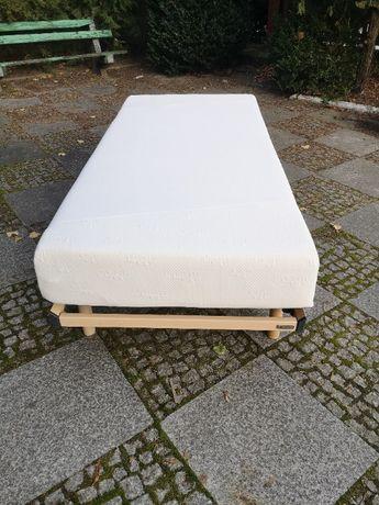 Łóżko + Trzyletni Materac Tempur 200x90 cm !!!
