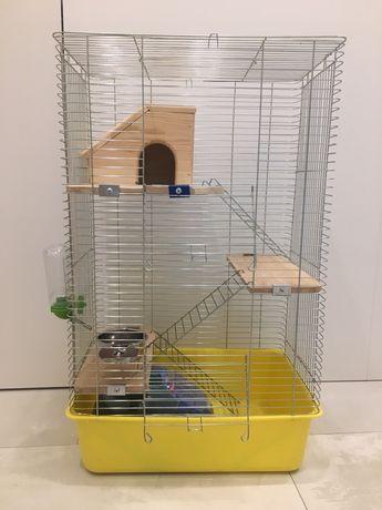 Клетки для грызунов: шиншилл, дегу, крысок, хорьков