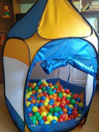 Namiot z kuleczkami Play tive